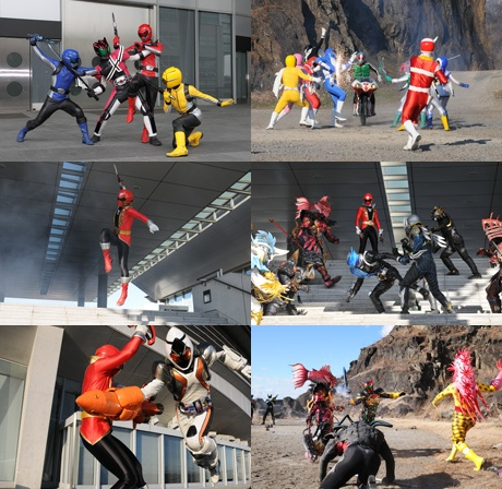 All Kamen Rider Vs. All Super Sentai: Super Hero Taisen, Official